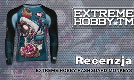 Rashguard Extreme Hobby Monkeys – Recenzja