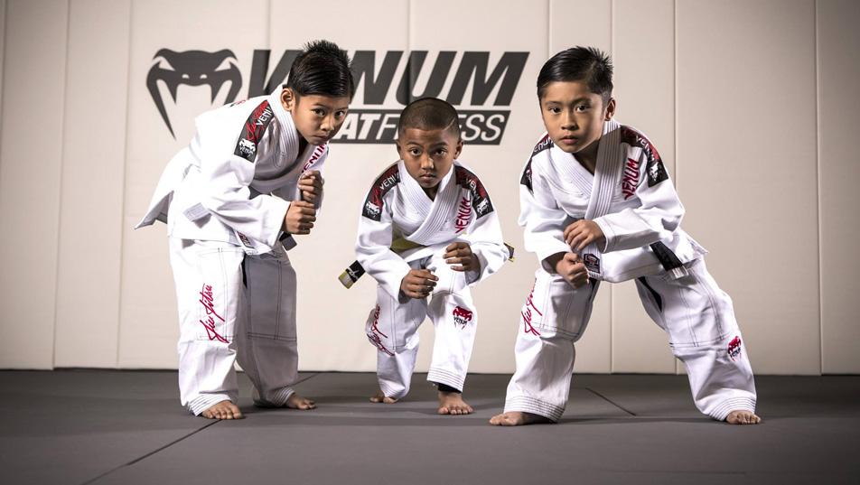 Dziecko a sporty walki
