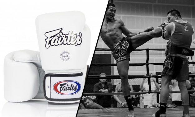 Recenzja rękawic bokserskich Fairtex BGV1