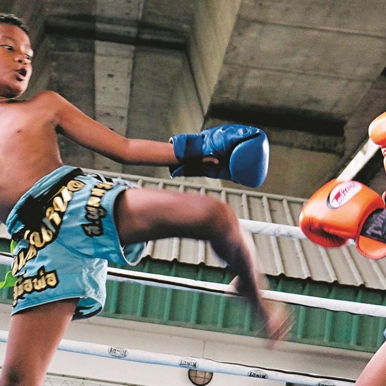 boks tajski sposobem na poprawę pewności siebie - MMAniak BLOG