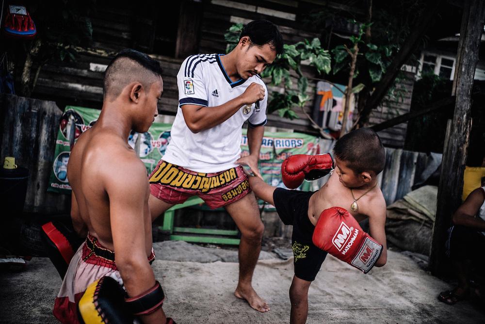 boks tajski jako forma rekreacji sport dla dzieci - MMAniak BLOG