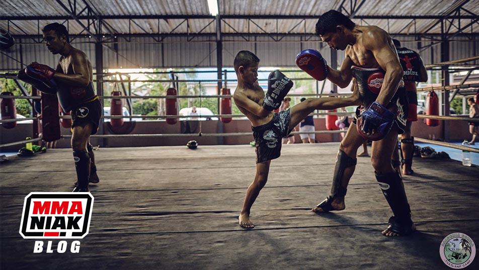 Być jak Tong Po – dlaczego boks tajski jest najlepszym wyborem jako pierwszy sport walki