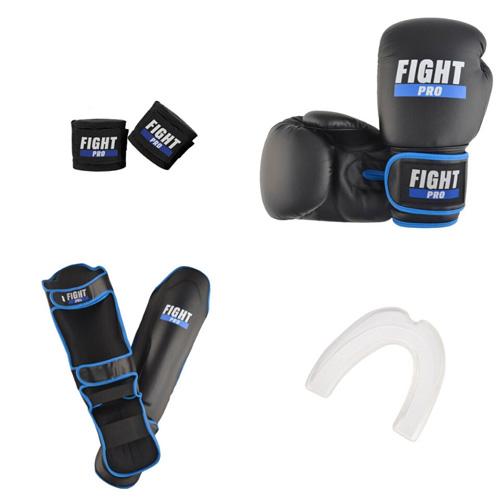 Zestaw Do Kickboxingu Dla Początkujących