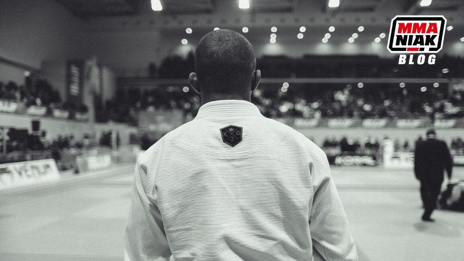 Poradnik białego pasa czyli Moje pierwsze gi do Brazylijskiego Jiu Jitsu