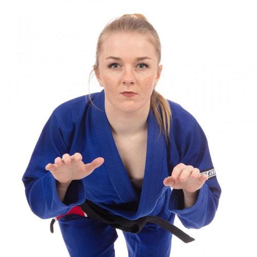 Tatami Kimono/Gi Damskie The Original Niebieskie