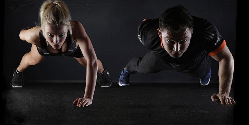 sporty walki w domu photo 1