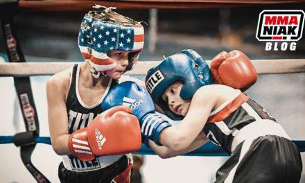 Czy trening boksu jest dobry dla dziecka?