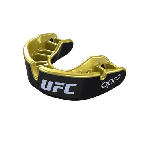 Opro Ochraniacz na Zęby UFC Gold Czarny