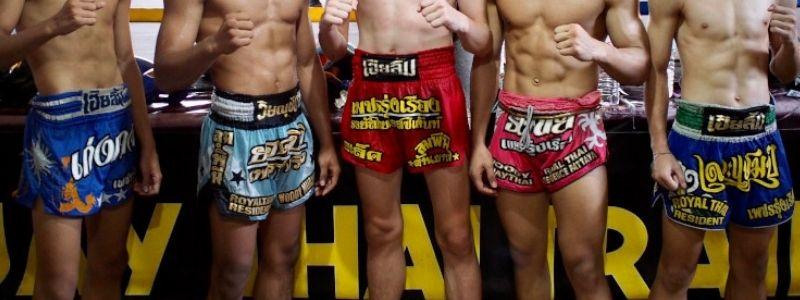 Spodenki do Muay Thai - MMAniak BLOG