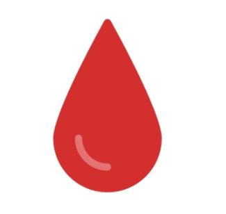 Krew podczas treningu