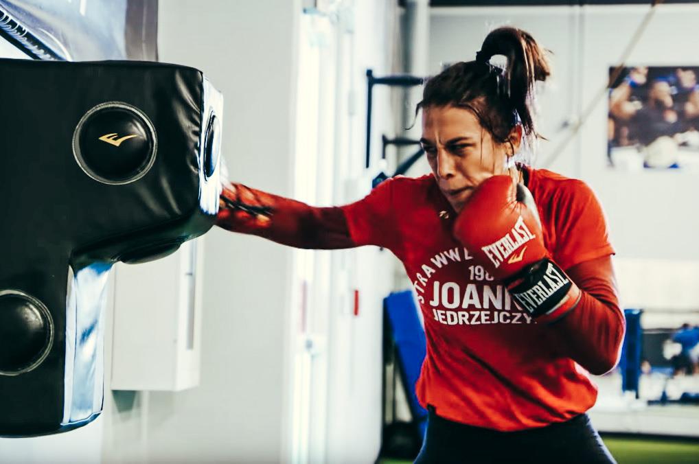 Rękawice bokserskie Everlast - MMAniak BLOG