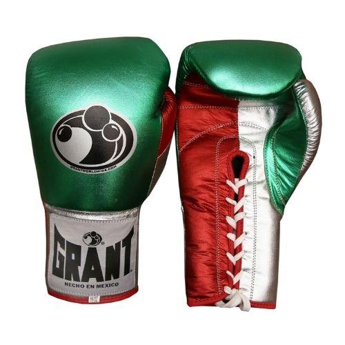 Profesjonalne rękawice bokserskie Grant - MMAniak Blog