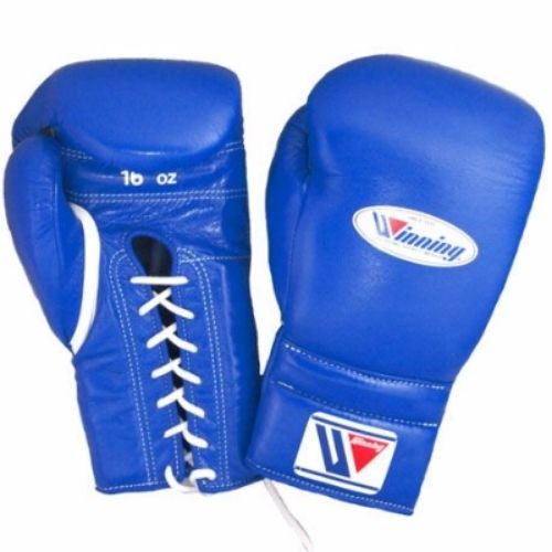 Profesjonalne rękawice bokserskie Winning - MMAniak Blog