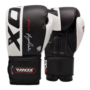 RDX Rękawice bokserskie S4 Czarne
