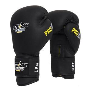 StormCloud Rękawice bokserskie Boxing Pro Czarne
