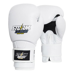 StormCloud Rękawice bokserskie Sharq 3.0 Białe