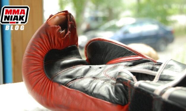 Kiedy trzeba wymienić rękawice bokserskie