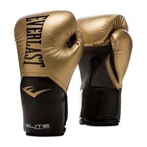 Everlast Rękawice bokserskie Pro Style Elite 2 Złote