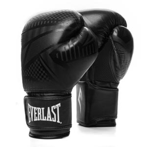 Everlast Rękawice bokserskie Spark Czarne