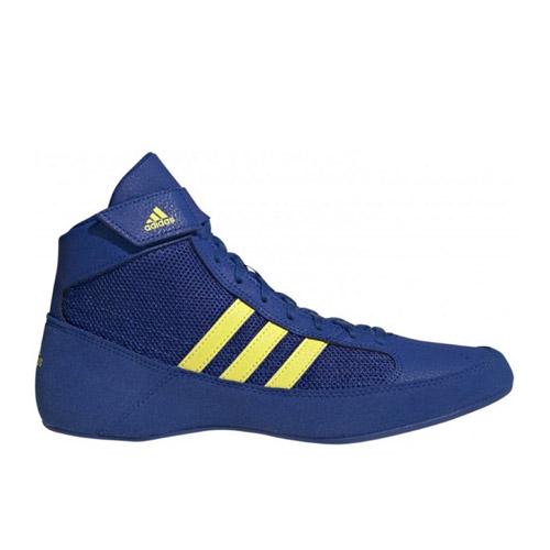 Adidas-Buty-Zapaśnicze-Havoc-Niebieskie