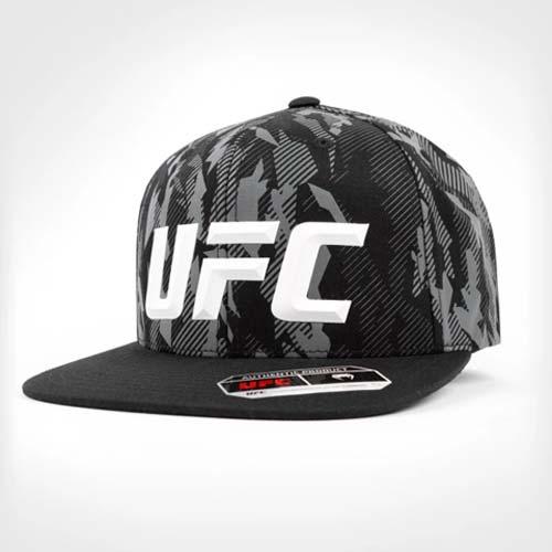 Venum UFC Czapka Authentic Fight Week Czarna