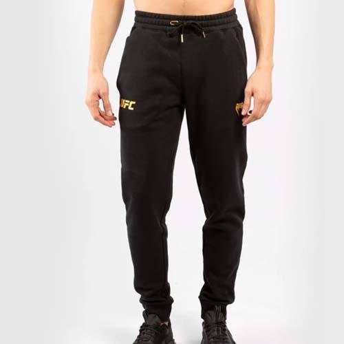 Venum UFC Spodnie Dresowe Replica Czarne/Złote