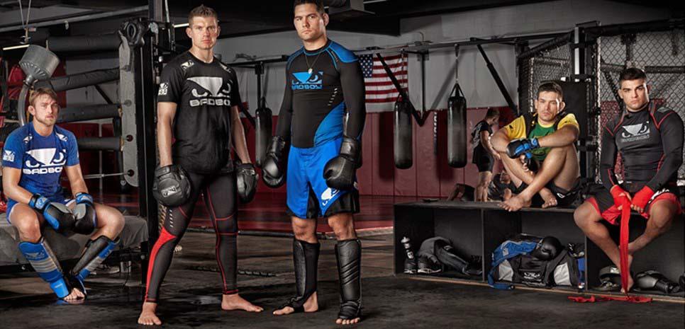 Bad Boy - marka odzieżowa w UFC
